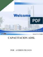 Capacitacion ADSL