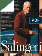 Salinger's Lolita