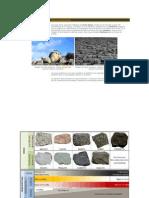 Tipos de Rocas Magmaticas