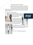 Les Robes Blanches de La Fashion Week (I)