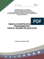 Evaluacion Del Docente Manual de Procedimientos 2012[1] (1)