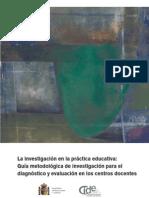 La investigación en la práctica educativa
