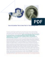 Secret Societies Then & Now Part 2