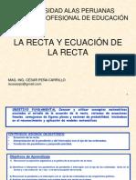 Geometria Analitica_la Recta
