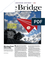 The Bridge 20th Anniversary Supplement 2013