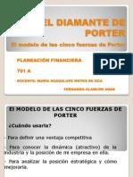 Diamante de Porter o Las 5 Fuerzas de Porter