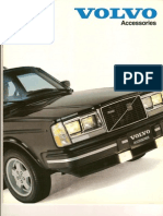 96392206 1983 Volvo 240 Accessories Catalog Small