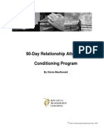 90-Day Conditioning Attraction Workbook