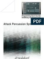 Attack Drum Sounds