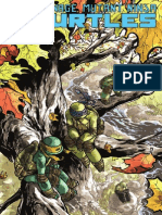 Teenage Mutant Ninja Turtles #29 Preview