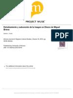 Extrañamiento y subversión de la imagen en Dinero de Miguel Brieva.pdf
