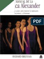 El Manual de la Técnica Alexander