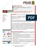 Contenido Tematico-diplomado en Redes Cisco Ccna