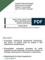 AULA ANTI-INFLAMATÓRIOS FABIULA