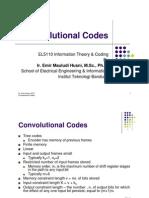 Kuliah 8f Siskom Convolutional Codes