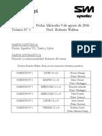Teóricos desgrabados Gnoseologia 2006