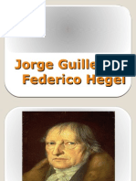 Jorge Guillermo Federico Hegel