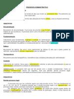 Administrativo - 13 - Processo administrativo