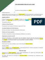 Administrativo - 18 - Estatuto dos servidores públicos