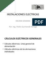 Calculos Electricos COMPLETO