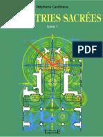 Stephane Cardinaux - Geometries Sacrees 1