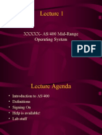 As 400 Admin .ppt