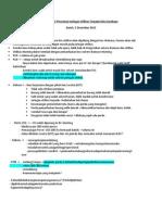 Notulensi Presentasi Jaringan Utilitas Terpadu Kota Surabaya