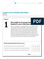 Design Challenges Examples