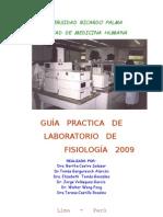 Guía de Fisiología 2009