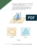Topografía como Geometría y trigonometría aplicadas