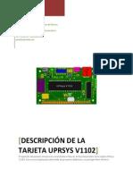 Tarjeta V1102