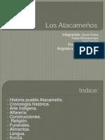 Los Atacameños