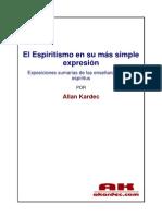 El Espiritismo en su mas simple expresion.pdf