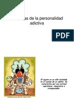 Sintomas de Ala Personalidad Adictiva