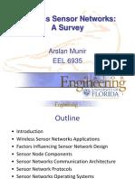 EEL6935 Presentation Arslan