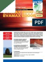 PAINT Evamax2000 En