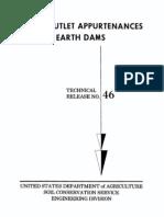 Earth Dams (USDA, Technical)