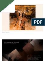Mammon or Messiah Book 1