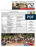 NFPS Newsletter Issue 19, 19th Dec, 2013