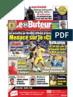 LE BUTEUR PDF du 31/08/2009