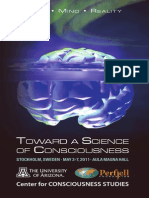Toward a Science of Consciousness