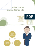 Be a Better Leader, Have a Richer
