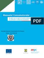 Manual Consumator