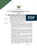 P.9 2013 Tata Cara Insentif Rehabilitasi Hutan Dan Lahan