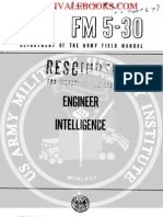 1959 US Army Vietnam War Engineer Intelligence 131p