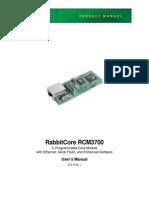 RabbitCore RCM3700 (019-0136_L)