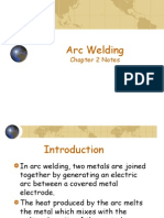 Chapter 2 Arc Welding