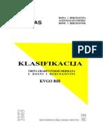 2005 12 Klasifikacija Gradjevinskih Objekata Ba