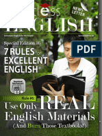 Rule #6 - 7 Quy tắc học tiếng Anh - Effortless English