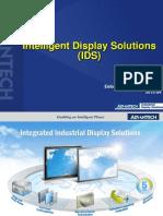 Intelligent Display Solutions (IDS)_sales Kit